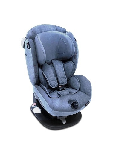 BeSafe Besafe İzi Comfort X3 Kemerli 9-18 Kg  Oto Koltuğu Mavi